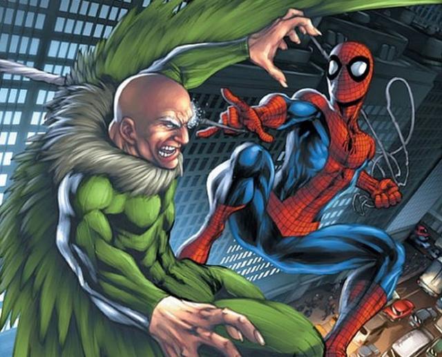 《新蜘蛛侠》反派或是秃鹫