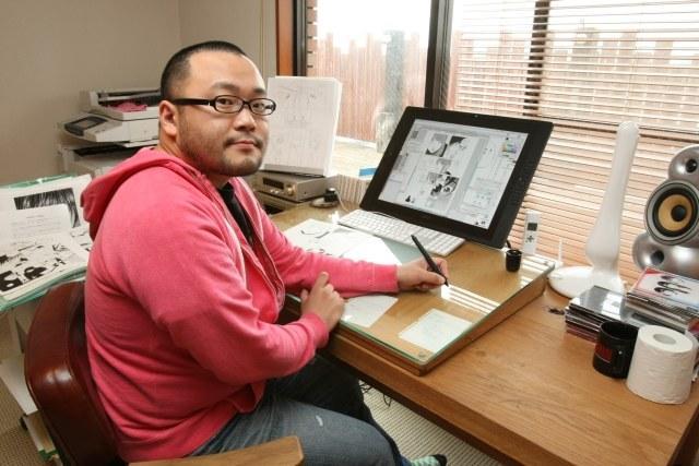 漫画家佐藤秀峰凭借电子书一月狂揽一亿版税