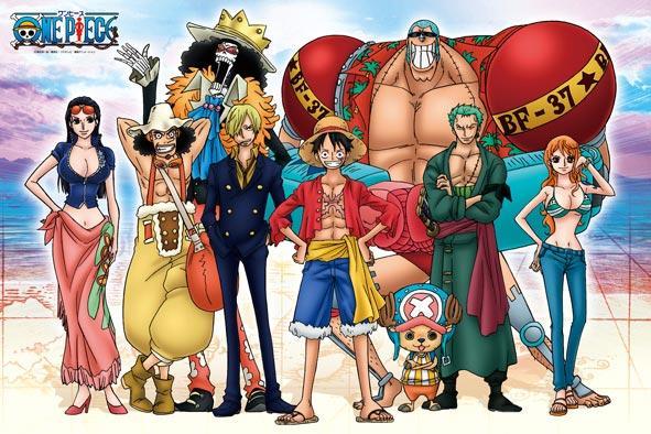 日本网友:《航海王》的伏笔是实在太多