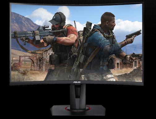 华硕TUF Gaming VG27VQ电竞显示器上架开售!