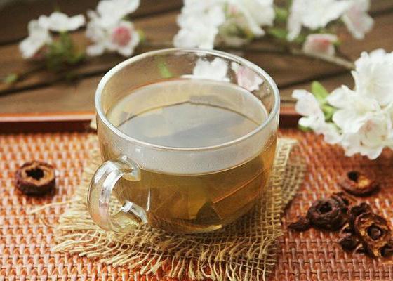 荷叶薏仁山楂茶降血脂
