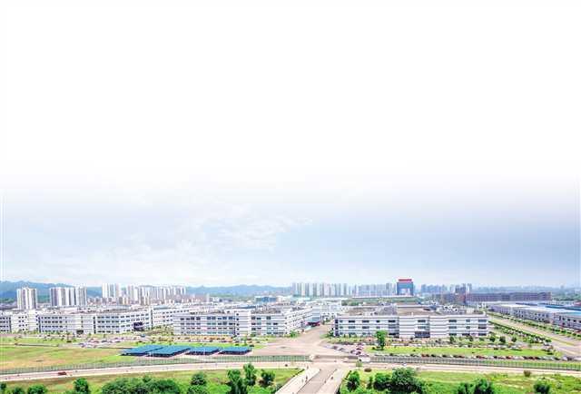 产业城市双升级 西永微电园迈入高质量发展新阶段
