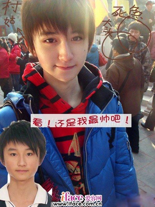 麦洛洛整容后_京城最红男同性恋麦洛洛整形_大渝网_腾讯网