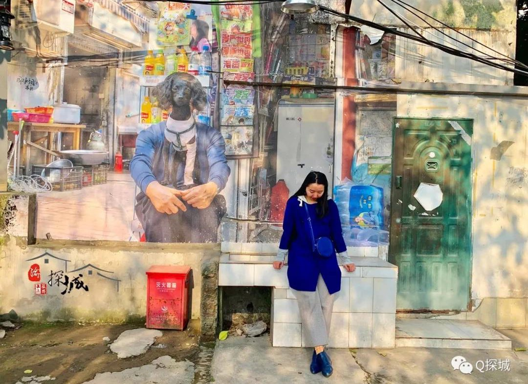 家乡这条最美小巷 值得每1个重庆土族前去