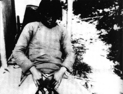 斩首女人_南京1937年:沦陷时,十一万中国军队干啥去了?_文化_腾讯网