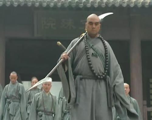 水浒传中的鲁智深_鲁智深才是《水浒传》中真正的侠客_文化_腾讯网