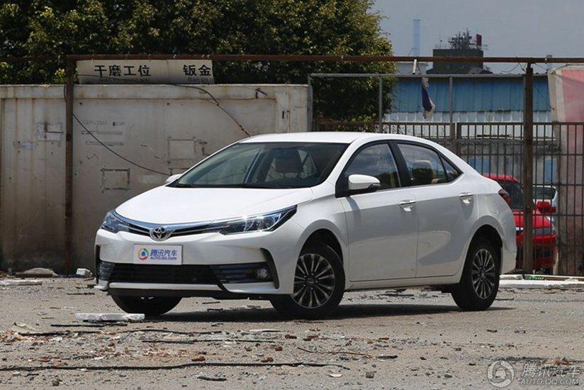 [腾讯行情]厦门 丰田卡罗拉现车优惠1万