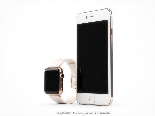 iPhone 6s或有新配色 相機和內存升級