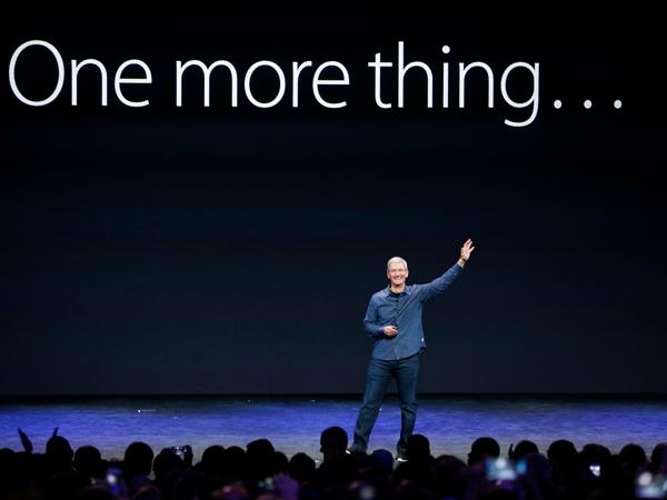 库克回应苹果没创新 称正在开发增强现实技术 AR资讯