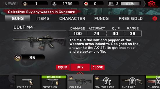 死亡扳機2安卓內購破解_死亡扳機2安卓破解版_死亡扳機安卓