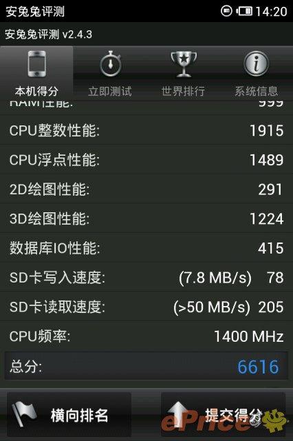 升�Firmware 魅族MX可�@得1.4GHz高�l