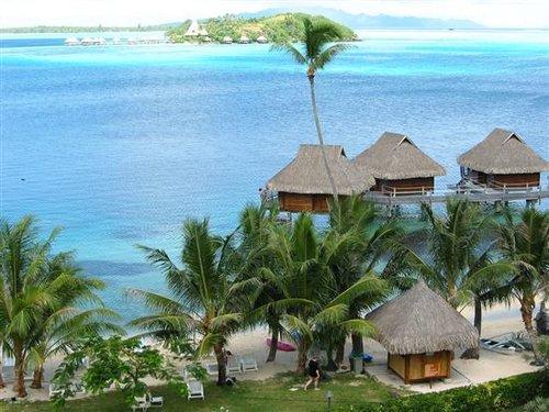 塔希提岛旅游价格_最近天堂之地 全球最美小岛Bora Bora_数码_腾讯网