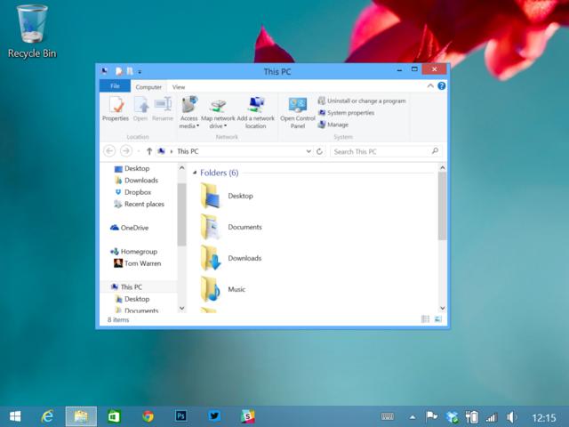 Windows 10的10个方面改变反馈意见的照片 - 1