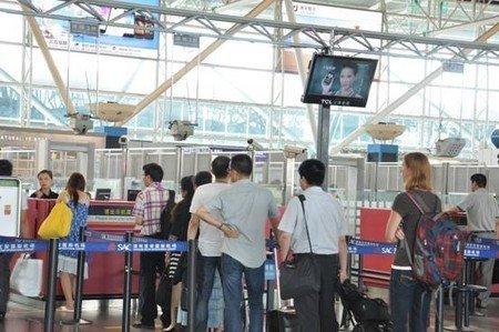 koobee广告宣传片覆盖深圳机场