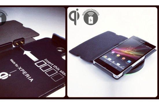 平板电脑专用qq_索尼Xperia Z专用无线充电装置问世 全套720元_数码_腾讯网