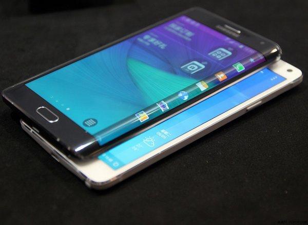 三星galaxy note2蓝_三星Note 4升级版曝光 Android 5.0+骁龙810_数码_腾讯网