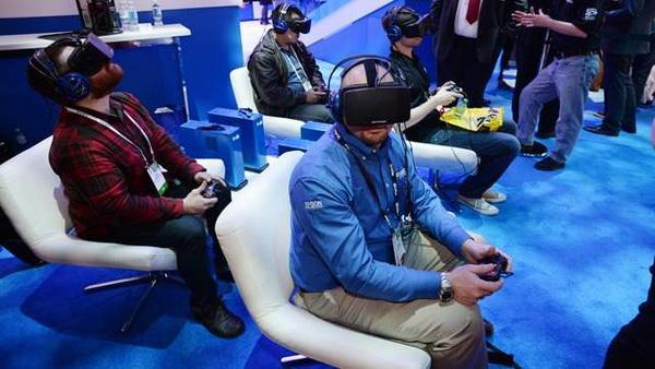 虚拟现实跑步机到底是个什么鬼? AR资讯 第2张