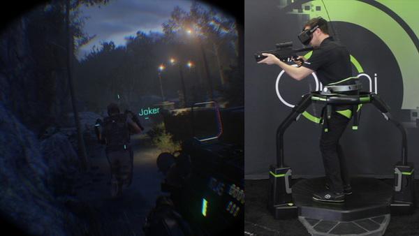 虚拟现实跑步机到底是个什么鬼? AR资讯 第4张
