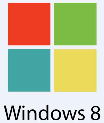 天翼客户端win8_微软靠边儿站 看众人设计的Win8新Logo_数码_腾讯网