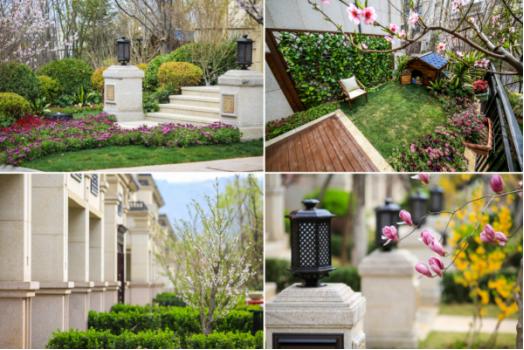 大连龙湖双珑原著,让庭院成为家人的自然乐园