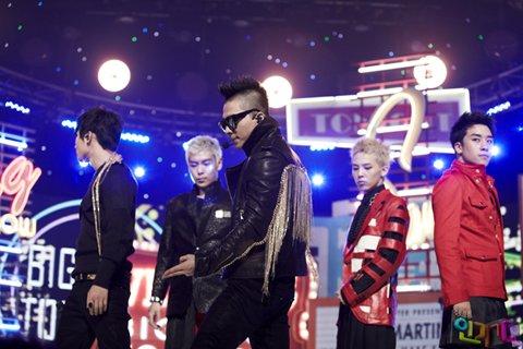 sbs人气歌谣bigbang_BIGBANG获人气歌谣第一名 新MV播放次数破百万_娱乐_腾讯网