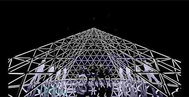 乐华娱乐再度通过官方sns频道发布了全新主打曲《eoeo》的终极预告