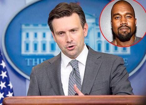"""参选感言_""""侃爷""""宣布参选美国总统 白宫发言人称很期待_娱乐_腾讯网"""