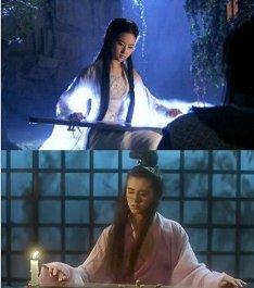 我要夏天女主角_《倩女幽魂》女主角对比 刘亦菲王祖贤惊人相似_娱乐_腾讯网