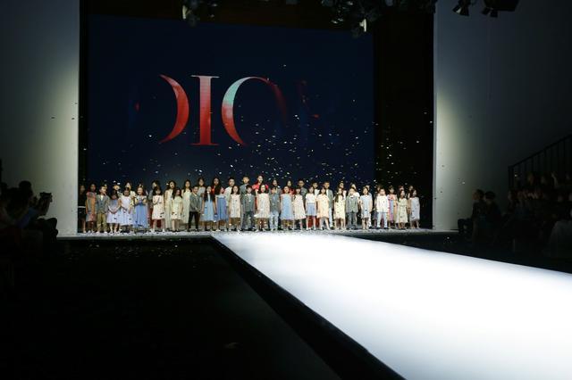 """""""巴黎国际儿童时装周""""30大城市展开选拔 十月会师巴黎"""