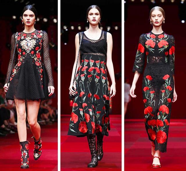 看Dolce & Gabbana走秀 比看斗牛更过瘾