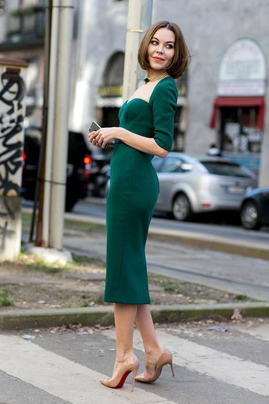 像巴黎女人那样优雅_意大利风格你知道多少?米兰街拍让你秒懂_时尚_腾讯网