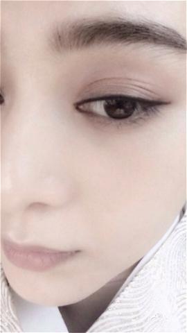多层眼皮眼线_拉仇恨 范冰冰秀双眼皮还是好底子?_时尚_腾讯网