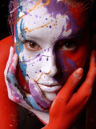 人体艺术爱人体看人体_美国艺术家创作\