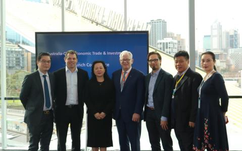 积极响应一带一路倡议 期盼中澳贸易开启新篇章