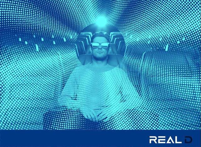 RealD技术将助力华夏电影打造Cinity影院系统