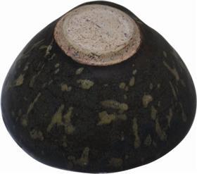鎮江宋文化地層曾出土大量黑釉茶盞