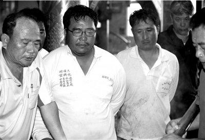 遭菲律宾枪击渔船返台