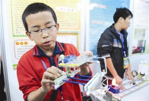 青少年科技创新大赛_厦青少年科技创新大赛 两岸小科学家\