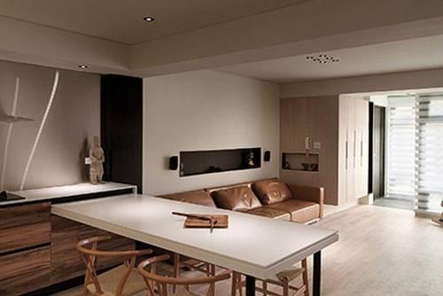 厨房与客厅隔断装修效果图