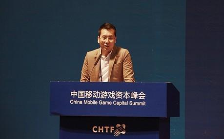 肖健:资本助力下的中国手游