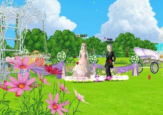 最新qq游戏心语_《QQ炫舞》真情相约 如果嫁 请幸福!_游戏_腾讯网