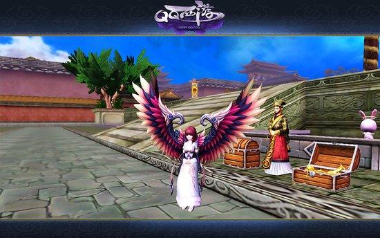 我在天宫为所欲为的日子_我的游戏我做主QQ西游妖行天下_游戏_腾讯网