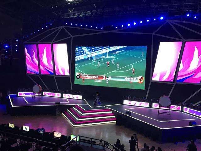 成都国际女子电子竞技锦标赛今日开赛 《球场风云》 项目火爆开战
