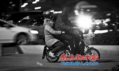 廣州低溫三天連降14℃ 佛山東莞最低溫5℃