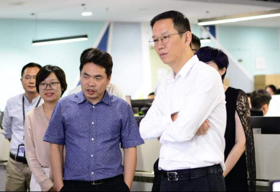 点米科技与吴晓波频道达成合作,共建高品质企业大学
