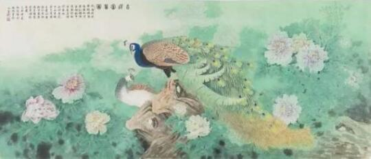 陈湘波作品展开启关山月美术馆与惠州学院校馆合作