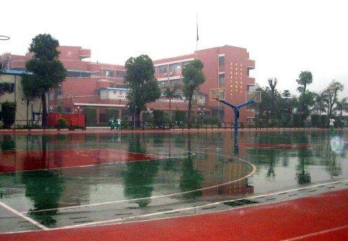 廣州育才實驗學校住宿條件圖片