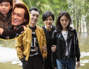 李咏全家福曝光 曾被批丑的女儿超惊艳