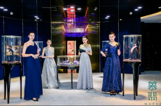「慕翡MUFEI」首间珠宝会所开业,开启艺术珠宝之旅