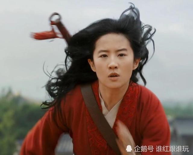 刘亦菲入选好莱坞新星 新片预告全球播放量惊人